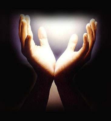 Cuando levanto mis manos