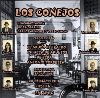LOS CONEJOS ATACAN DE NUEVO